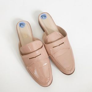 Cute Nude Catherine  Slip on loafers